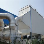 Cement Plant Baghouse